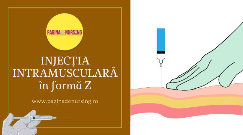 injectia intramusculara in forma de z