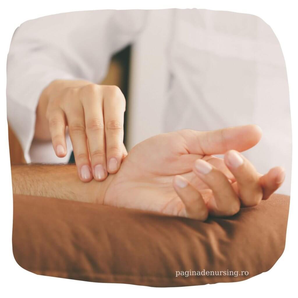 masurarea pulsului pagina de nursing tehnica amg