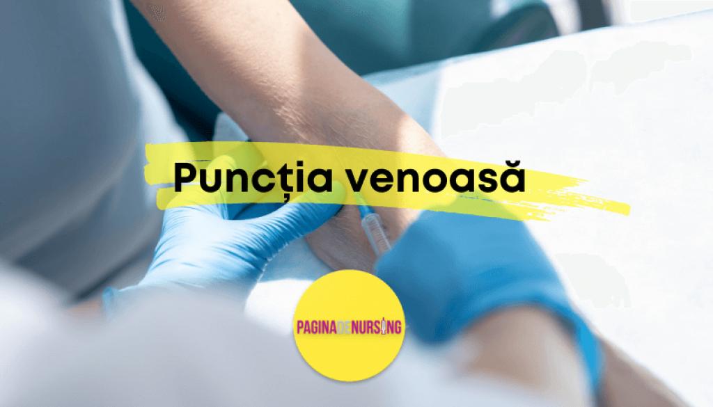 punctia venoasa pagina de nursing amg