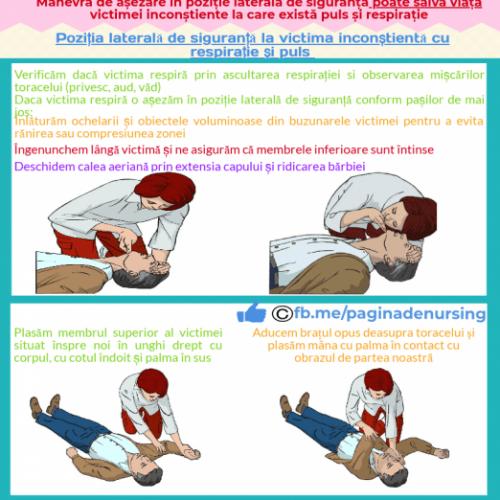 pozitia laterala de siguranta pagina de nursing