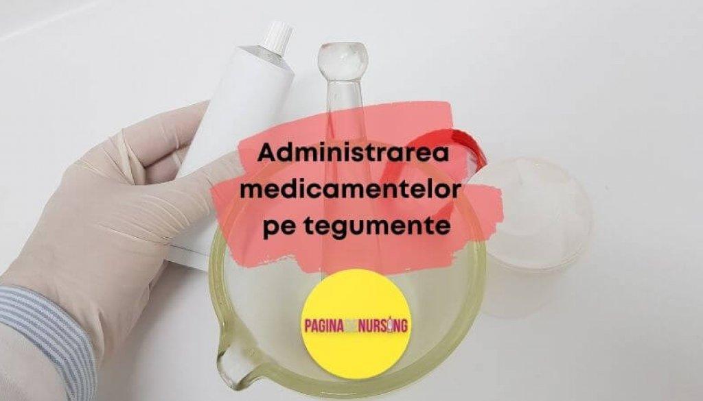 administrarea medicamentelor pe tegumente paginadenursing amg