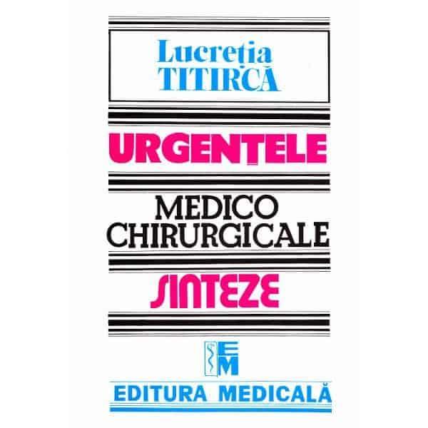 Urgente medico chirurgicale sinteze titirca