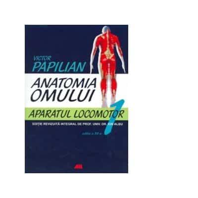 anatomia-omului.-aparatul-locomotor.-volumul-1-victor-papilian