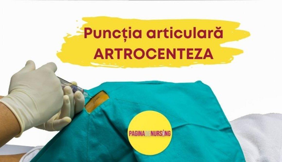 artrocenteza punctia articulara paginadenursing tehnici asistenti medicali amg