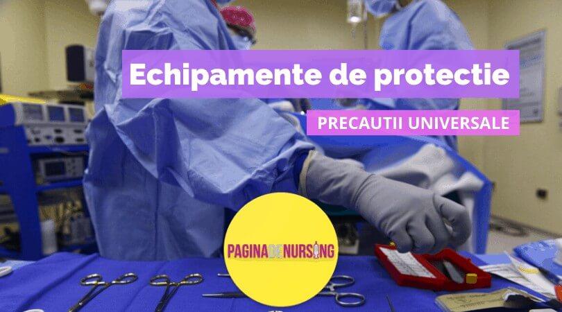 echipamente de protectie pagina de nursing