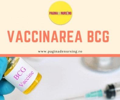 vaccinarea BCG
