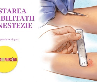 testarea sensibilitatii la anestezie