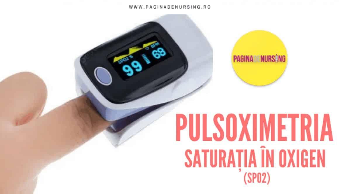pulsoximetria