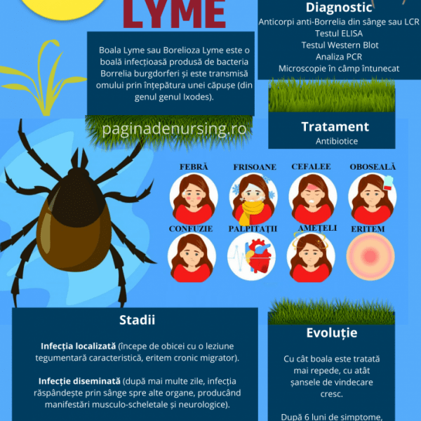 LYME - PAGINA DE NURSING