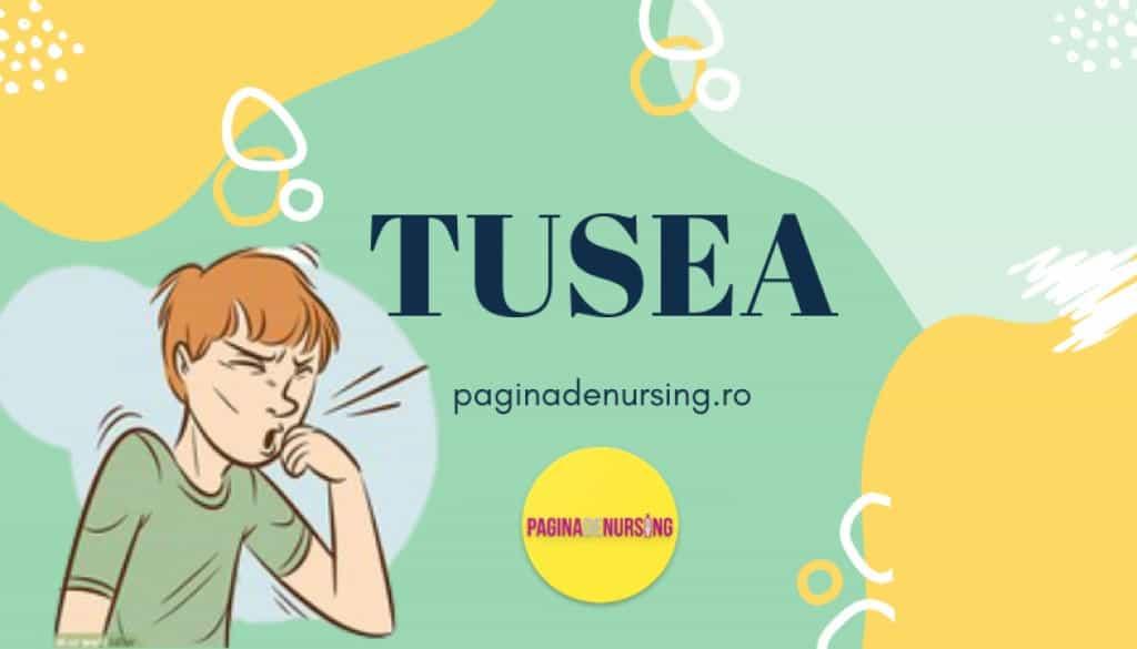 tusea pagina de nursing