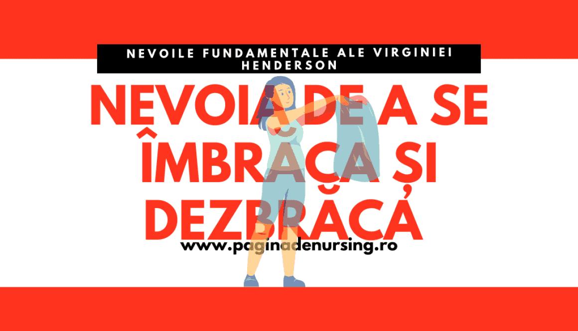 nevoile fundamentale virginia henderson plan de ingrijire amg
