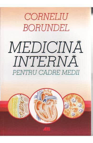 Medicină internă pentru cadre medii borundel amg pagina de nursing