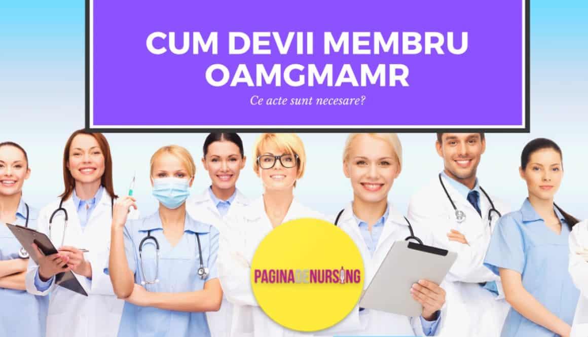 cum devii membru oamgmamr pagina de nursing