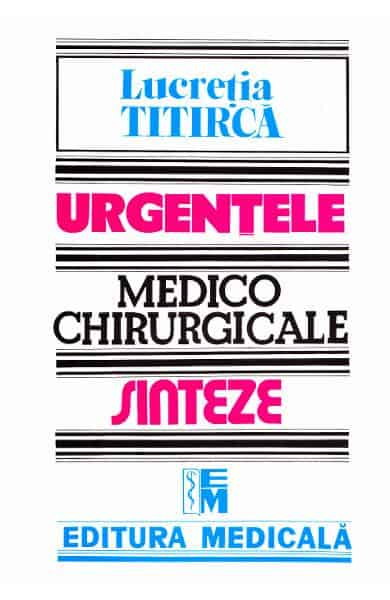 medico-chirurgicale lucretia titirca pagina de nursing amg