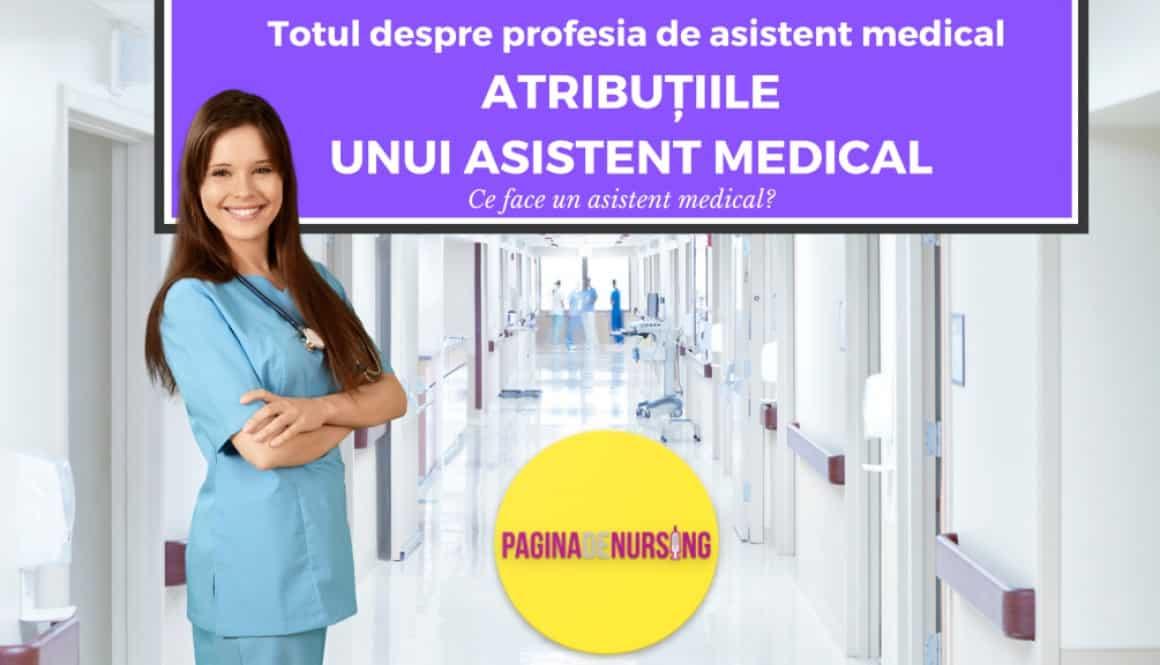 atributiile asistentului medical ce face un asistent medical paginadenursing