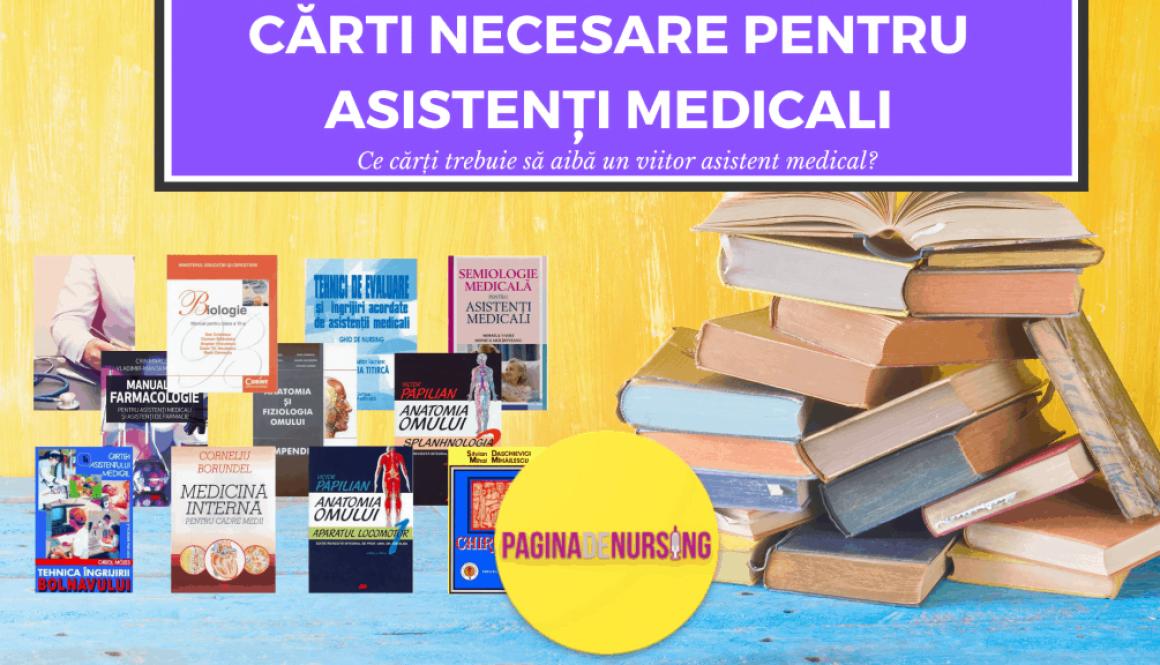carti pentru asistenti medicali paginadenursing