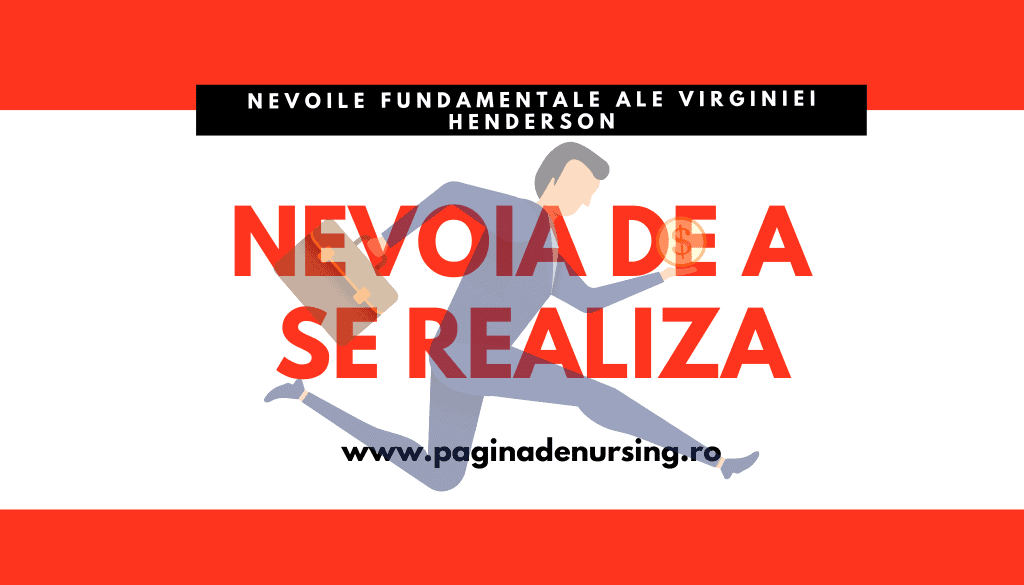 nevoia de a se realiza pagina de nursing nevoi fundamentale