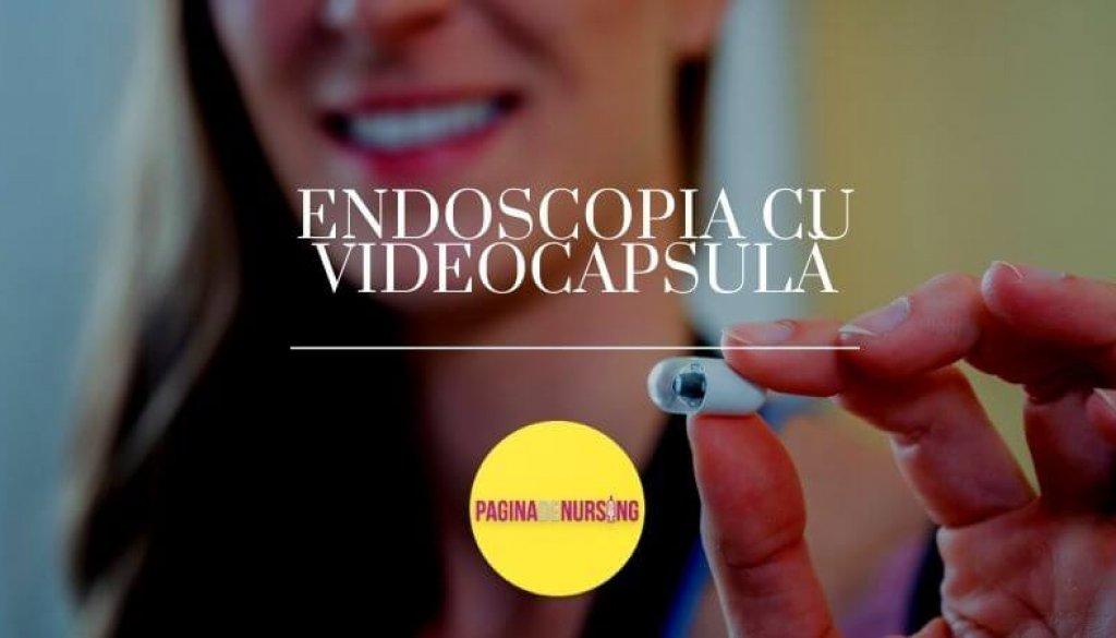 ENDOSCOPIA CU VIDEOCAPSULĂ paginadenursing