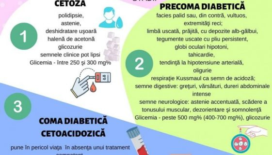 cetoacidoza diabetica paginadenursing diabetul zaharat complicatie coma