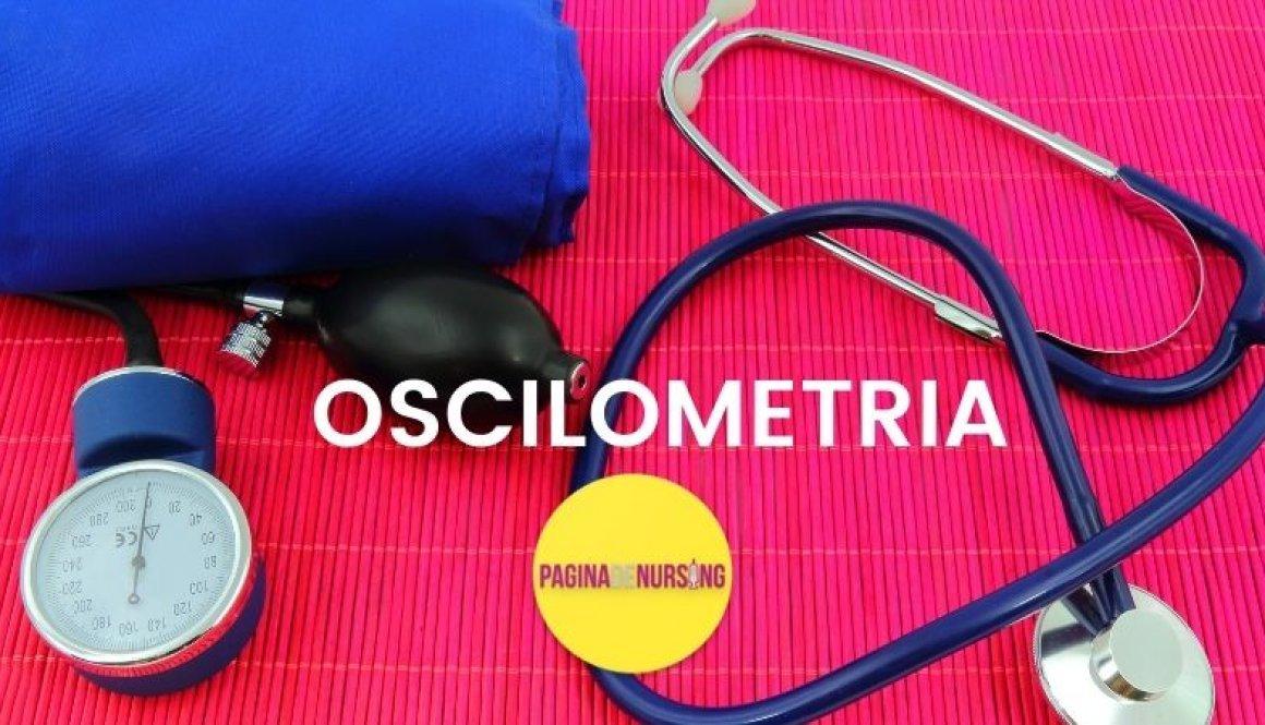 oscilometria paginadenursing asistenti medicali tehnica amg
