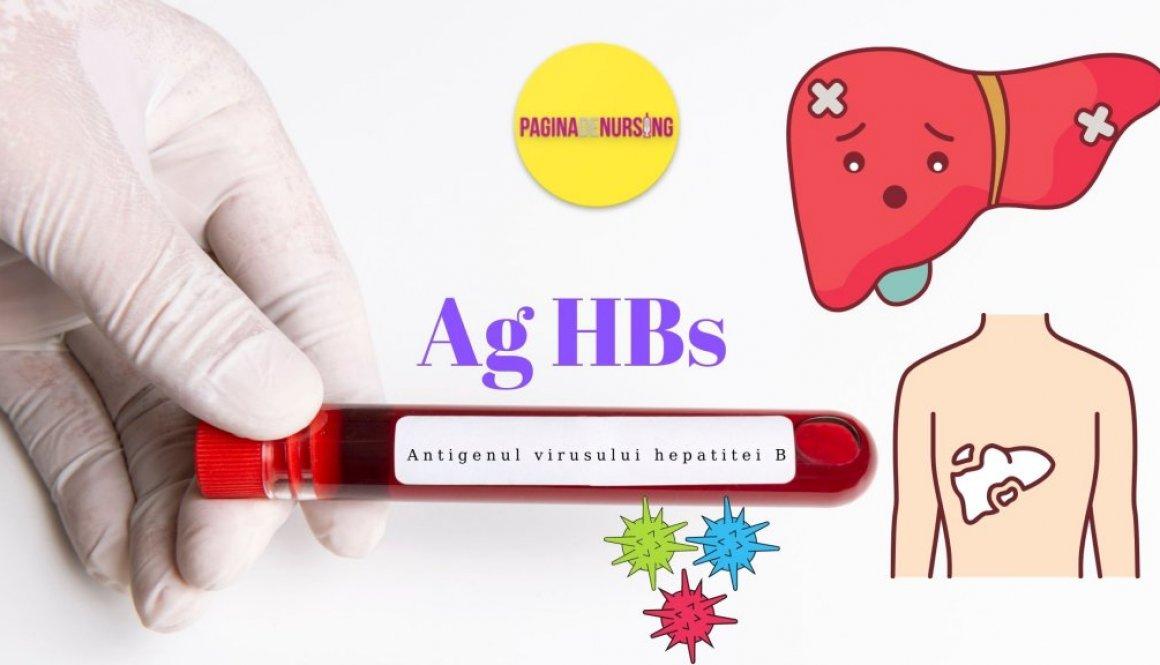 Ag HBS antigen hepatita b analize asistenti medicali paginadenursing